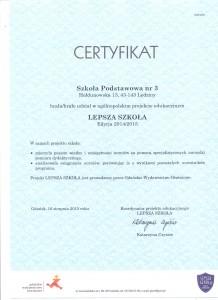 certyfikat 001